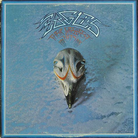 Eagles - Their Greatest Hits 1971-1975 (1976, Embossed