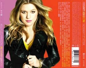 Kelly Clarkson: All I Ever Wanted - CD (2009)