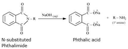 Gabriel phthalimide synthesis is preferred for