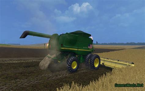 John Deere 9770 STS USA Special Edition » GamesMods
