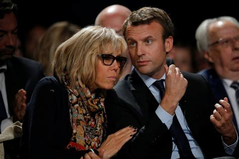 Who is Brigitte Macron? The curious love life of France's
