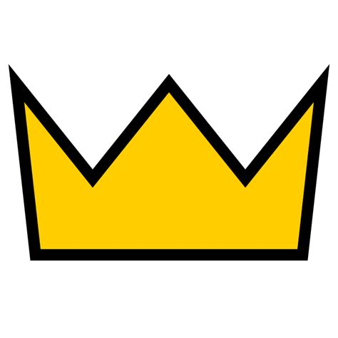 File:Simple gold crown