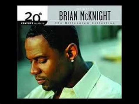 Brian Mcknight- One last cry (slowed and chopped) - YouTube