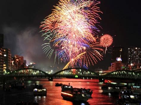 Sumida River Fireworks Festival | Japan Deluxe Tours
