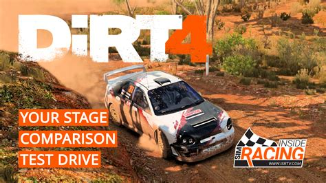 DiRT 4 PS4 Gameplay - Your Stage Australia Comparison Test