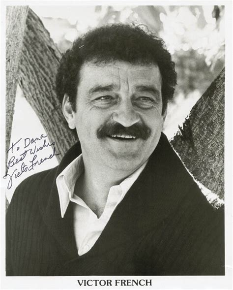 Victor French - Inscribed Photograph Signed | Autographs