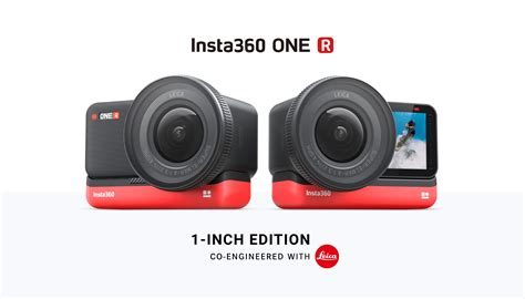 Insta360 ONE R 1-Inch Edition | FOTO HITS News
