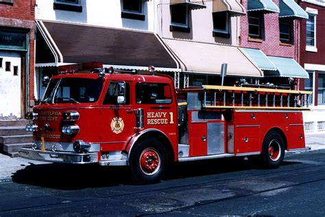 PA, Philadelphia Fire Department Old Special Operations
