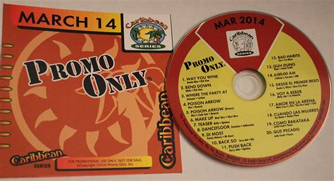 Promo Only Caribbean Series March 2014