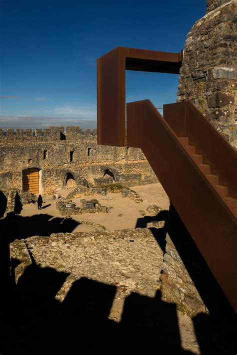 New History: the Visitors' Centre at Pombal Castle