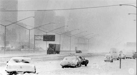 The Great Blizzard Of 1978 In Northern Ohio