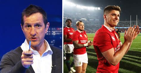 This Will Greenwood Lions XV Will Not Go Down Well With