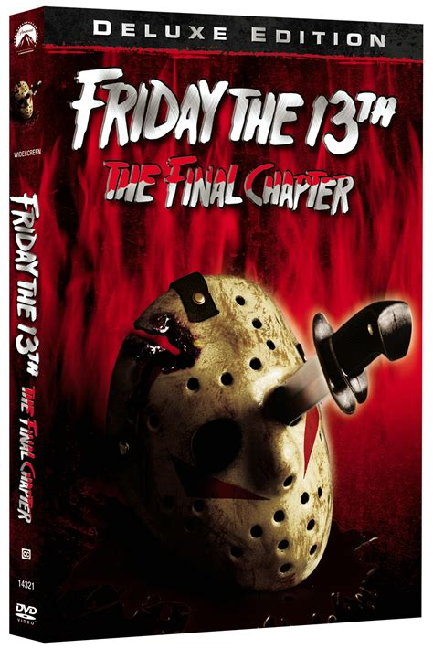 Friday the 13th: The Final Chapter (Deluxe Edition) DVD