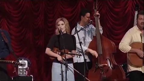 Alison Krauss and Union Station - Let Me Touch You for a