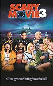Scary Movie 3 [VHS]: Anna Faris, Charlie Sheen, Leslie