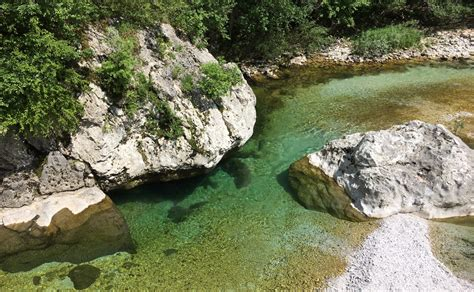 Fly fishing waters in Slovenia - catcheria