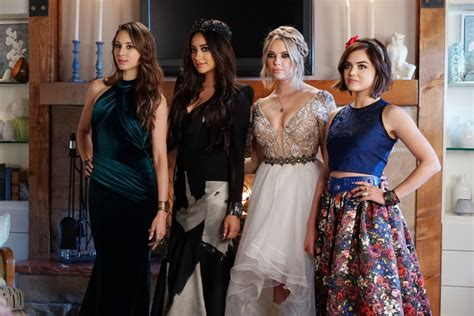 How Old Are The 'Pretty Little Liars' Actors In Real Life
