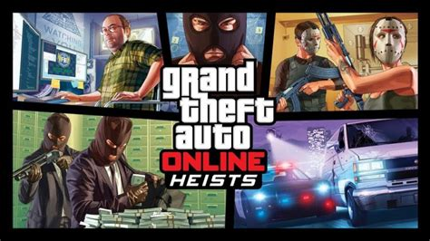 GTA 5 Online: Casino Heist mission and new Clifford city