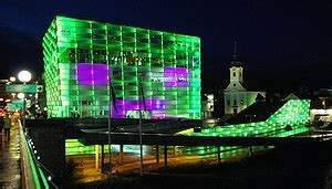 Ars Electronica Center – LinzWiki