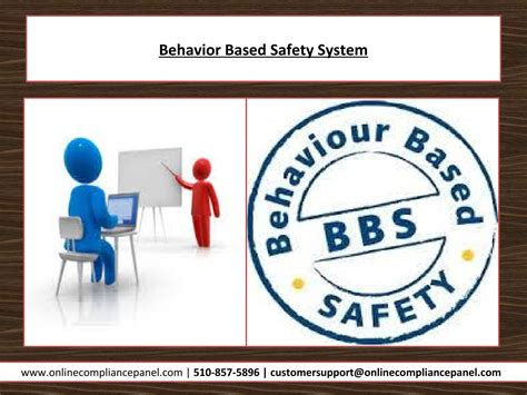 Behavior Based Safety System-Workplace Safety Training by