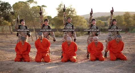 ISIS Child Soldiers – Raqqa is Being Slaughtered Silently