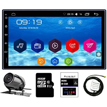 ATOTO A6 Doppel-Din Android Auto Navigation Stereo mit