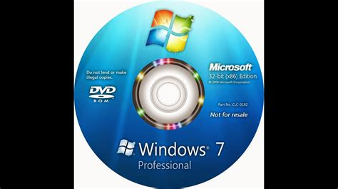 Windows 7 Professional Free Download ISO 32 or 64 Bit