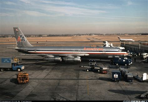 Boeing 707-123B - American Airlines | Aviation Photo