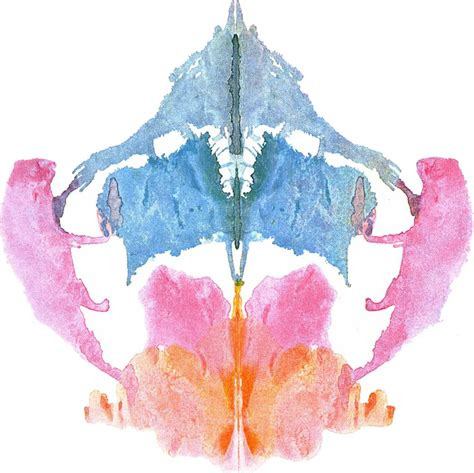 Revisiting the Rorschach ink-blots: from iconography and