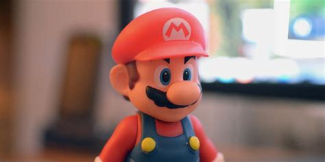 Mario, the World's Most Famous Video Game Plumber, Has