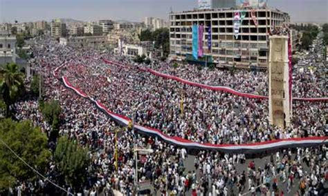 Syria, Libya and Middle East unrest - Sunday 31 July 2011