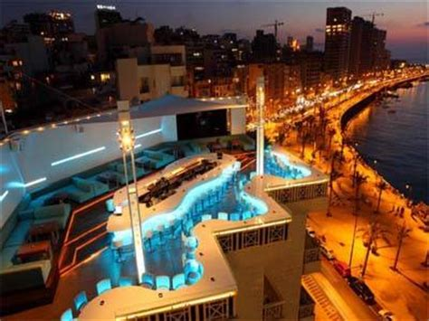 A Guide to Lebanon's Rooftop Bars :: Beirut