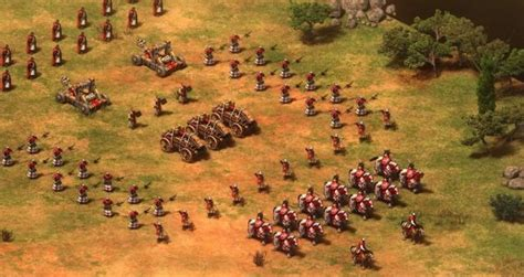 Age of Empires II Definitive Edition » Gameplay