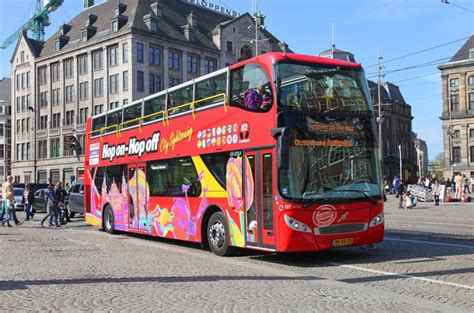 City Sightseeing Amsterdam Hop-On Hop-Off Bus Tour