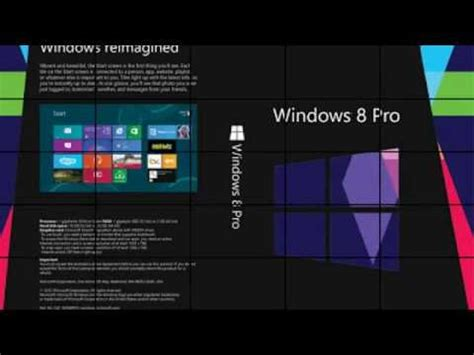 Download Windows 8 Pro Pre-activated,32 bits/64 bits July