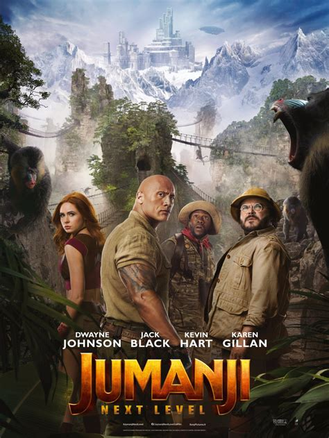 Return to the main poster page for Jumanji: The Next Level