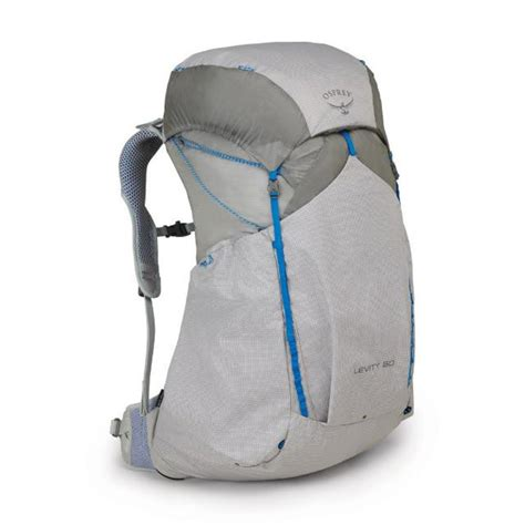 Hot Sale Osprey LEVITY 60 PARALLAX SILVER This Week Only