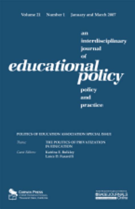 Educational Policy - Wikipedia