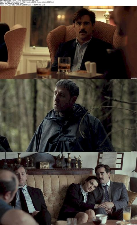 The Lobster (2015) [720p & 1080p] Bluray Free Movies Watch