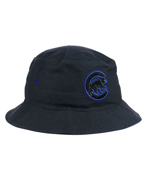 Lyst - 47 Brand Chicago Cubs Turbo Bucket Hat in Blue
