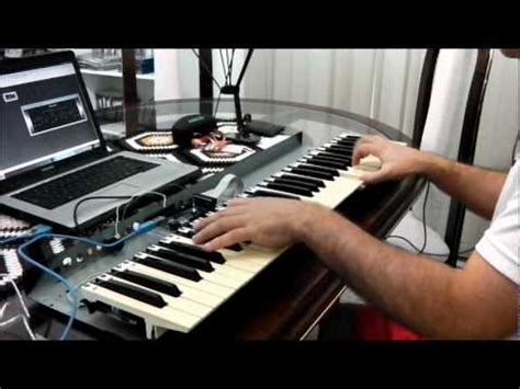 ICO - You were there (with an Arduino MIDI Keyboard