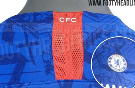 Chelsea 2019/20 home kit: Leaked images of Blues' new Nike
