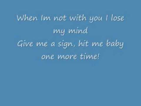 Britney Spears Hit Me Baby One More Time Official Music