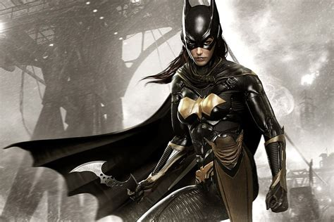 Batman: Arkham Knight welcomes Batgirl this month in DLC
