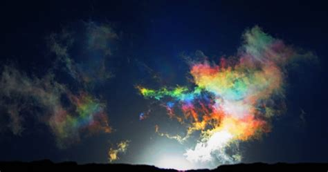 What Is A Fire Rainbow | Facts | Cloud | Meaning | Images