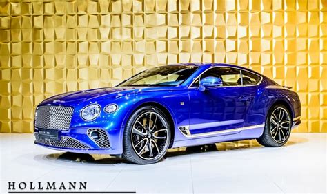2019 Bentley Continental GT in Stuhr, Germany for sale