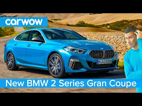 BMW Just Confirmed And Teased The 2021 BMW 2 Series Gran
