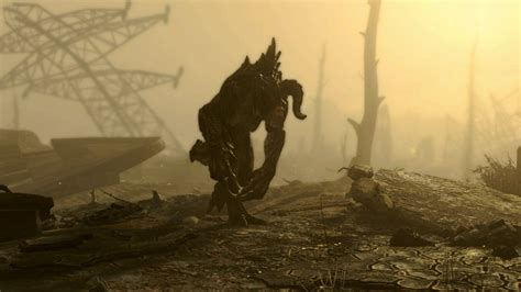 Fallout 4: Battling a Deathclaw in Power Armor - IGN Video