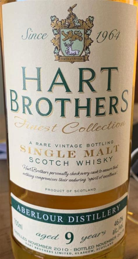 Aberlour 2010 HB - Ratings and reviews - Whiskybase