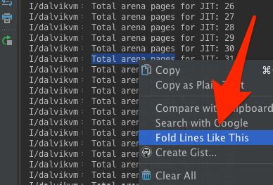 How to filter logcat in Android Studio? - Stack Overflow